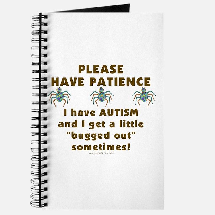 Autism Bug Journal
