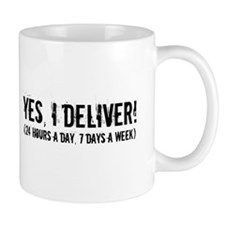 Funny Obstetrician Small Mugs