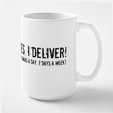 Funny Obstetrician Large Mug