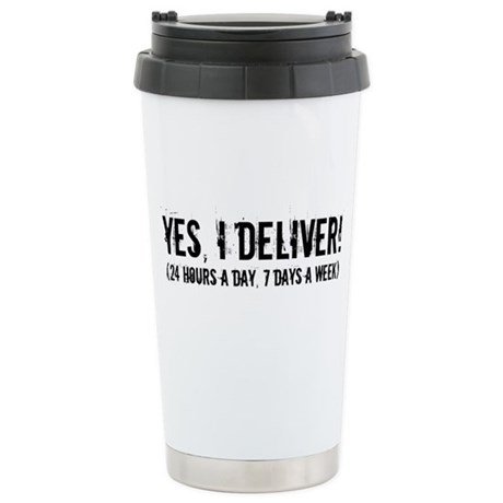 Funny Obstetrician Stainless Steel Travel Mug