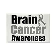 Brain Cancer Rectangle Magnet (10 pack)