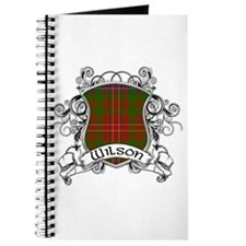 Wilson Tartan Shield Journal
