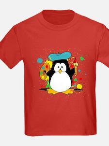 Artistic Penguin T