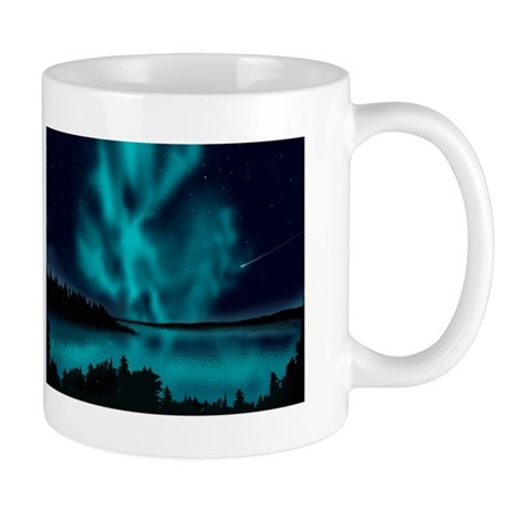 AuroraCafePressMug Mugs