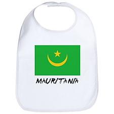 Mauritania Flag Bib