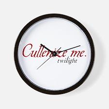 Twilight ocd Wall Clock