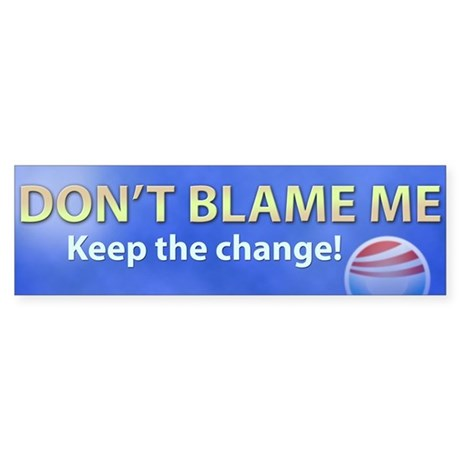 Keep the Change (Bumper)