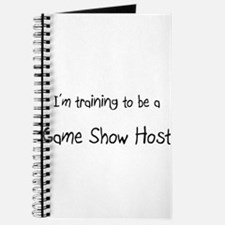 I'm training to be a Game Show Host Journal