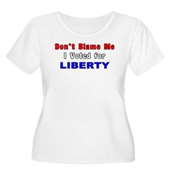 Voted for Liberty T-Shirt
