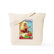 2008 Wine Country 'Ukulele Festival Tote Bag