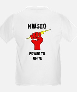 NWSEO power Kids T-Shirt