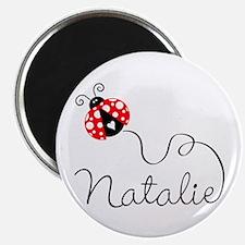 Ladybug Natalie Magnet