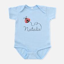 Ladybug Natalie Infant Bodysuit