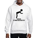 Bow Hooded Sweatshirt