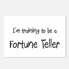 I'm training to be a Fortune Teller Postcards (Pac