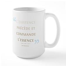 Sartre Mug