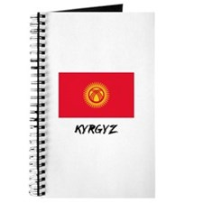 Kyrgyz Flag Journal