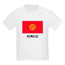 Kyrgyz Flag T-Shirt