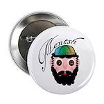 """Mentsh 2.25"""" Button (100 pack)"""