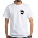 Mentsh White T-Shirt