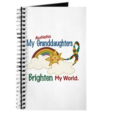 Brighten World 1 (A Granddaughters) Journal