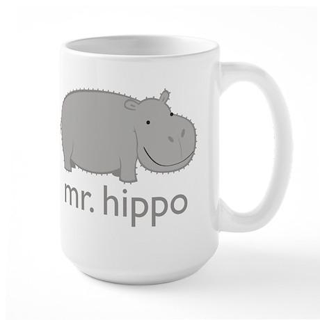 hippo1 Mugs