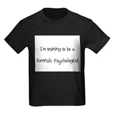 I'm training to be a Forensic Psychologist T