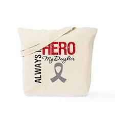 Brain Cancer Daughter Tote Bag