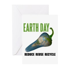 Earth Day Global Warming Greeting Cards (Pk of 20)