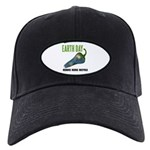 Earth Day Global Warming Black Cap