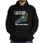 Earth Day Global Warming Hoodie (dark)