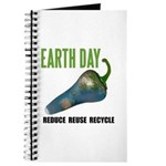 Earth Day Global Warming Notebook