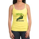 Earth Day Global Warming Jr. Spaghetti Tank
