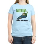 Earth Day Global Warming Women's Light T-Shirt
