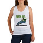 Earth Day Global Warming Women's Tank Top