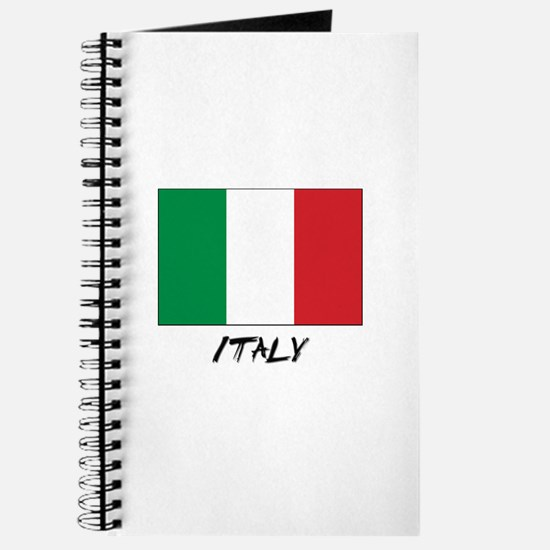 Italy Flag Journal