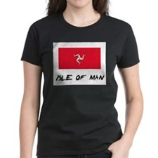 Isle Of Man Flag Tee
