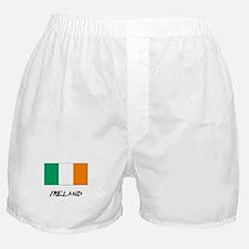 Ireland Flag Boxer Shorts
