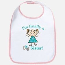 Big Sister Finally Bib