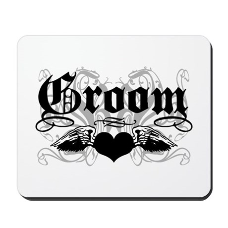 Groom Mousepad