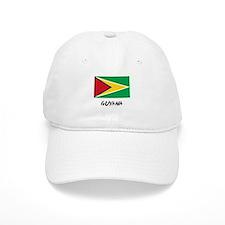 Guyana Flag Baseball Cap