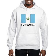 Guatemala Flag Hoodie