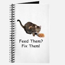 Feed Them? Fix Them! Journal