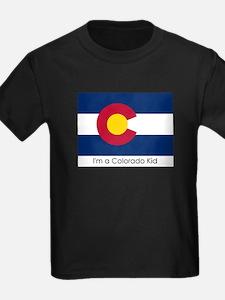CO Kid T-Shirt