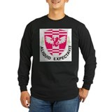 864th Long Sleeve T-shirts (Dark)
