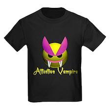 ATTENTION VAMPIRE T