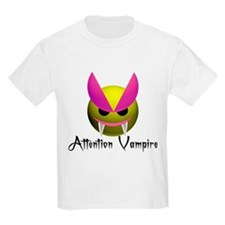 ATTENTION VAMPIRE T-Shirt