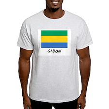 Gabon Flag T-Shirt