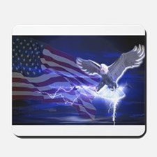 Eagle Storm Mousepad
