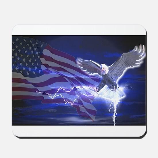 Eagle Storm Mousepad